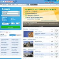 Best Hostel Websites