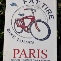 Fat Tire Bike Tours In Paris