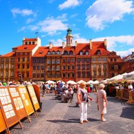 Poland Wrap Up $35 Per Day