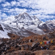 Photo of the Week – Annapurna Base Camp, Nepal