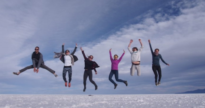 JustFly's Guide to the Bolivian Salt Flats