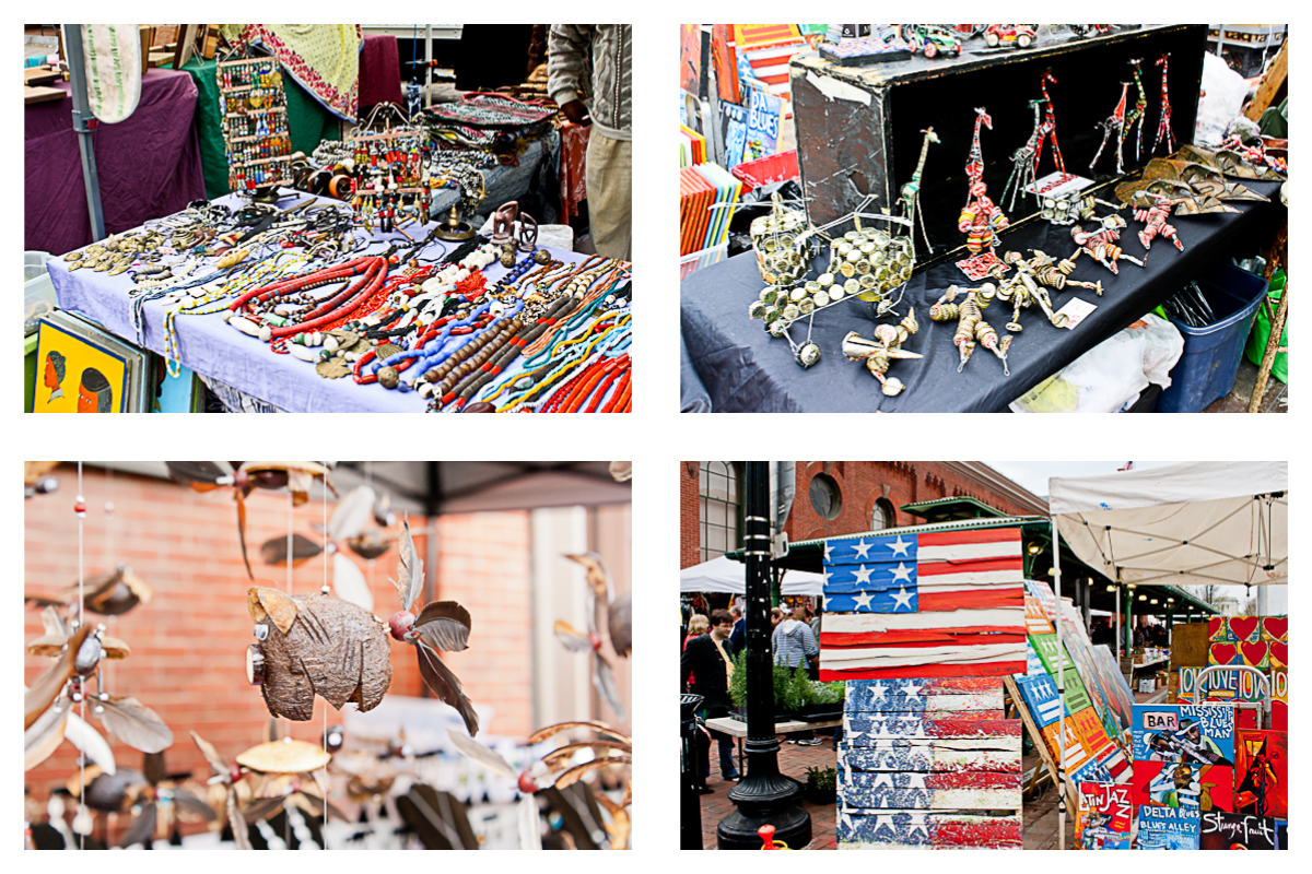 eastern market arts and crafts - Washington DC
