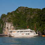 Our Halong Bay Cruise Boat