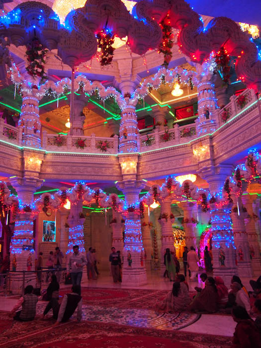 Prem-Mandir-temple-inside